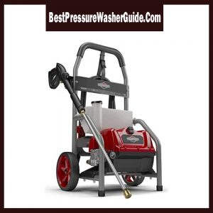 Briggs & Stratton 20680 Electric Pressure Washer 1800 PSI